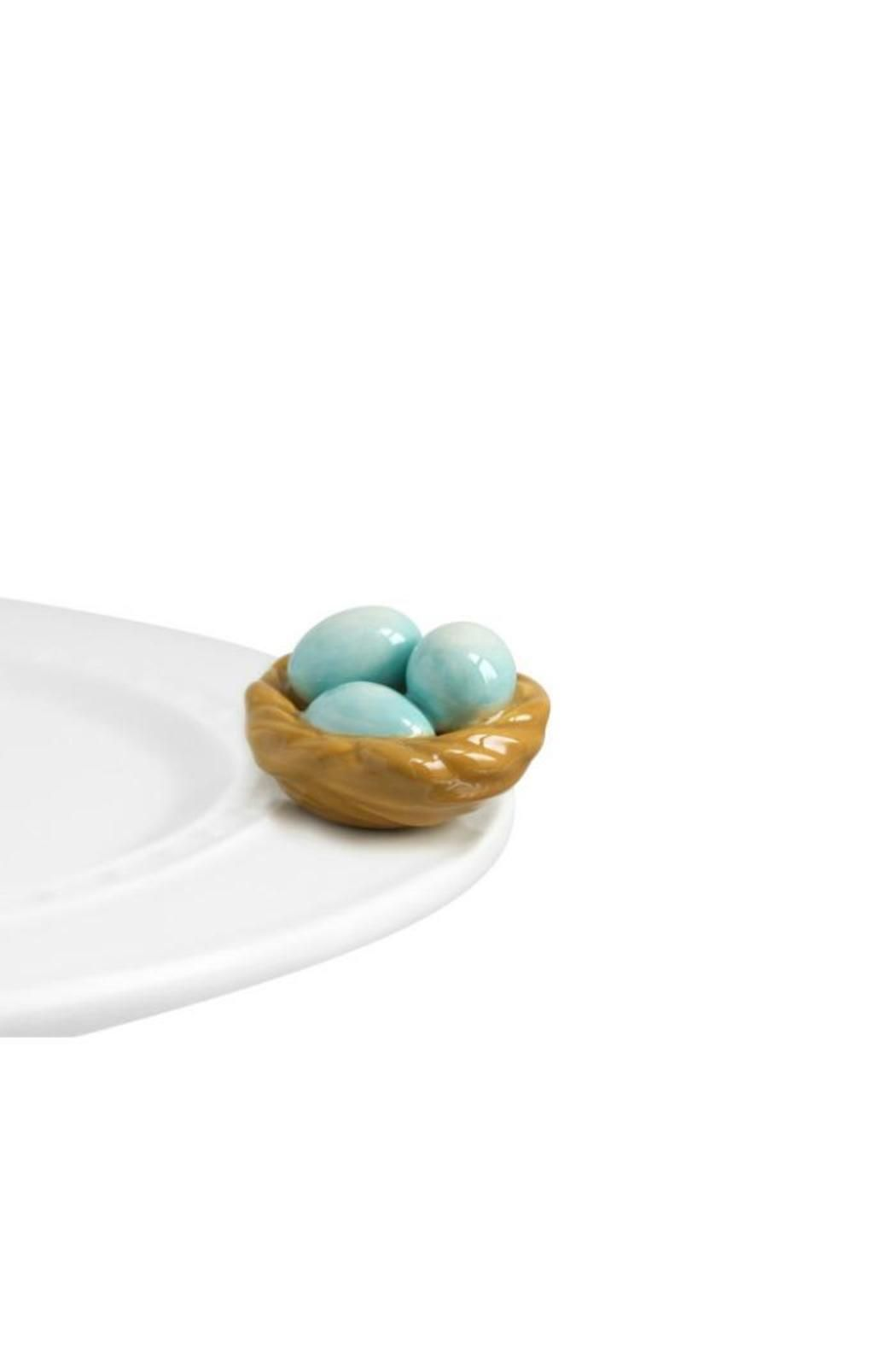 Add a little touch of spring to your next dinner party! Robin's Eggs Mini by Nora Fleming. Home & Gifts - Home Decor - Dining Kentucky