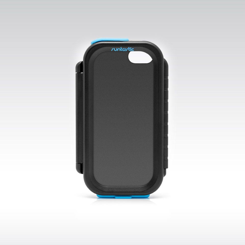 The #Runtastic Bike Case for Android, in combination with the Runtastic Road Bike or Runtastic Mountain Bike app, turns your smartphone into a professional cycling computer. The bike case is splash-proof and shock-proof, and will protect your smartphone from damage. On the top and bottom, the Runtastic Bike Case contains openings for connecting headphones or a battery pack. Navigating your smartphone functions easily through the transparent display screen.