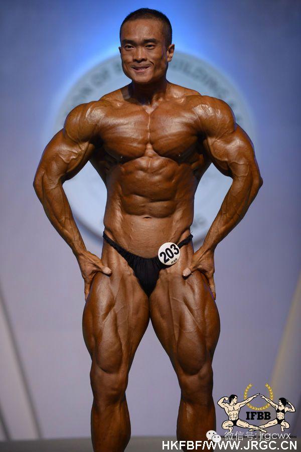 Cao Yu (曹宇, Chinese Bodybuilder) | Bodybuilder / Cao Yu