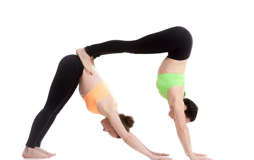 Yoga Poses For Two People Partner Yoga To Build Trust Partner Yoga Poses 50 Asanas For Two Frien Yoga Poses For Two Two Person Yoga Poses 2 Person Yoga Poses