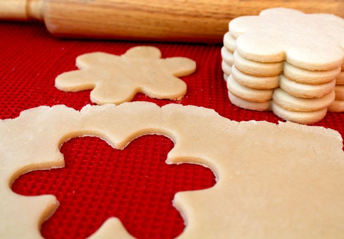 The Best Sugar Cookie #sugarcookies