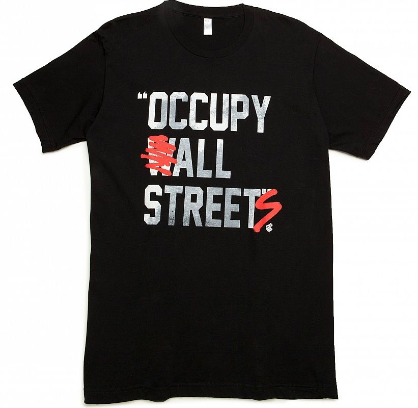 Black Wall Street Clothing jay-z's shirt http://www.pitchfork/news/44659-russell-simmons