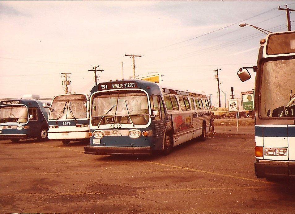 mass transit  gmc retro buses retro bus baltimore  bus