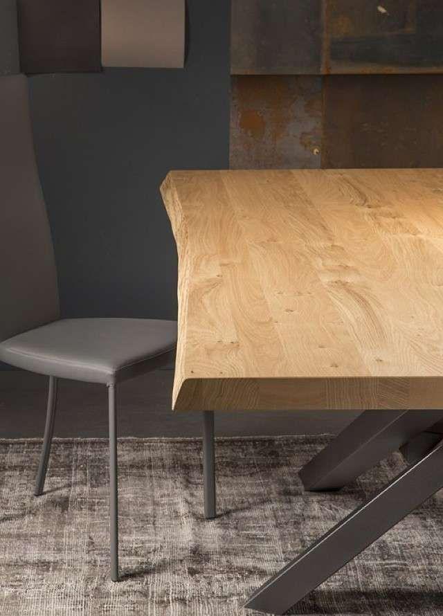 Riflessi tavolo Shangai - Piano in legno