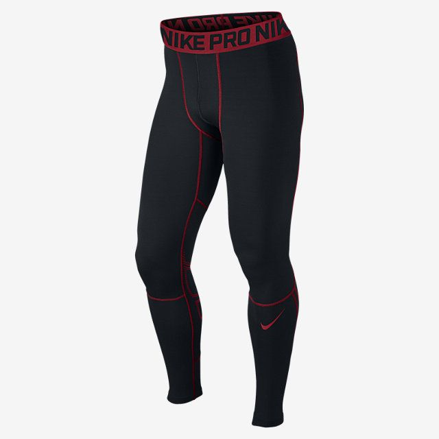 Nike Pro Hyperwarm Compression Men's Training Tights. Nike.com