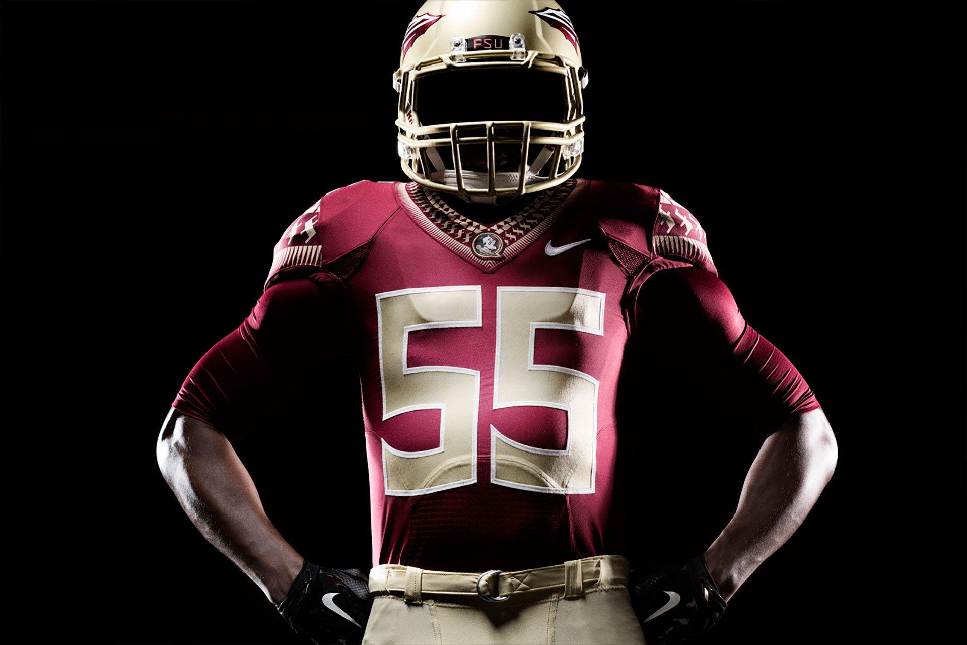 Ignitiontradition Football Uniform Design Football Uniforms Florida State Seminoles Seminole