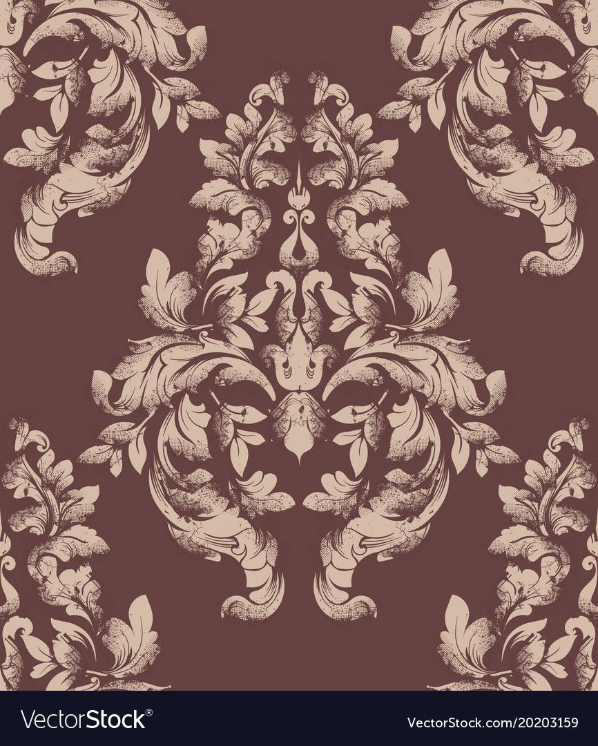 Pin by Любовь Шадрина on Фоны in 2019   Damask, Texture vector