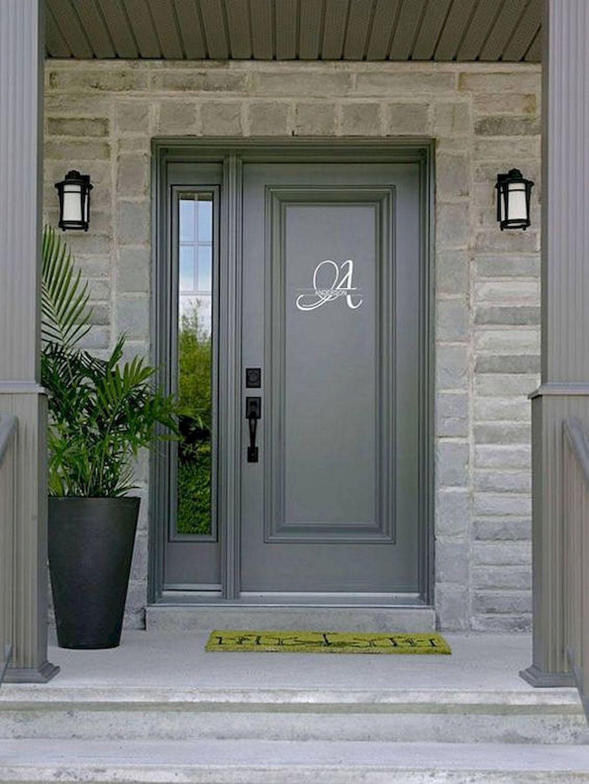 Pin By Brone Tin On Enterance Voordeur Exterior Door Colors Steel Doors Exterior Front Door Styles