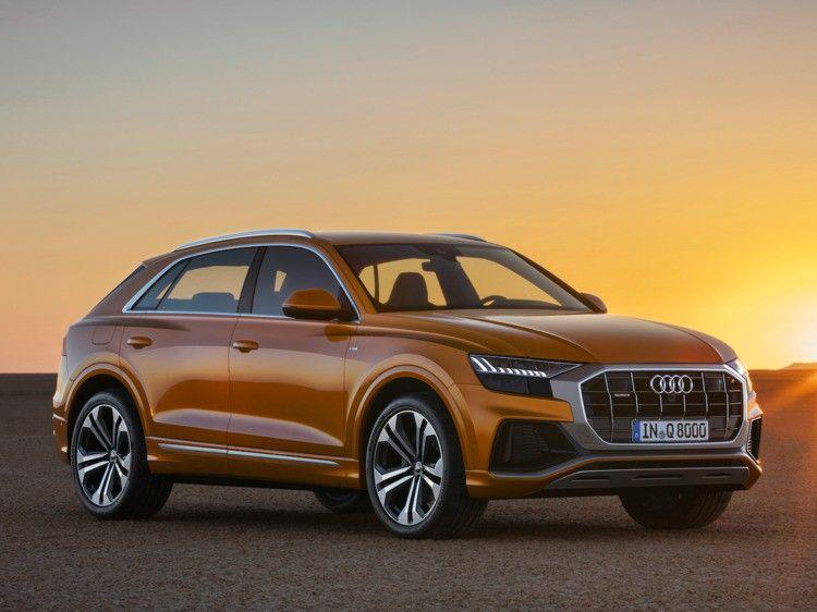 Audi Q8 Revealed Presages New Look For Audi Suvs Audi Bmw Audi Q8 Price