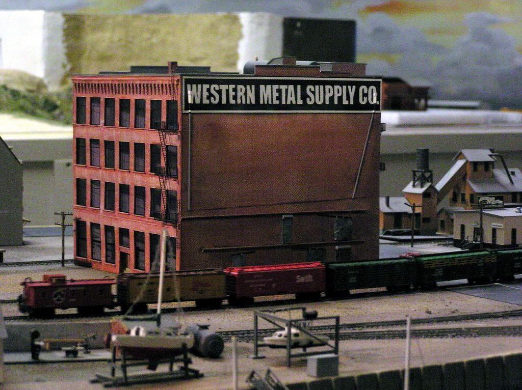 San Diego S Western Metal Supply Company Building Now Site