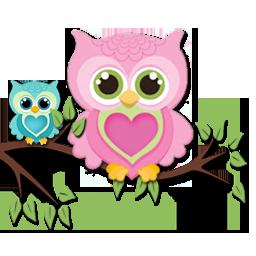 Znalezione obrazy dla zapytania: cute owl vector