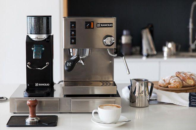 manual espresso machine how to use
