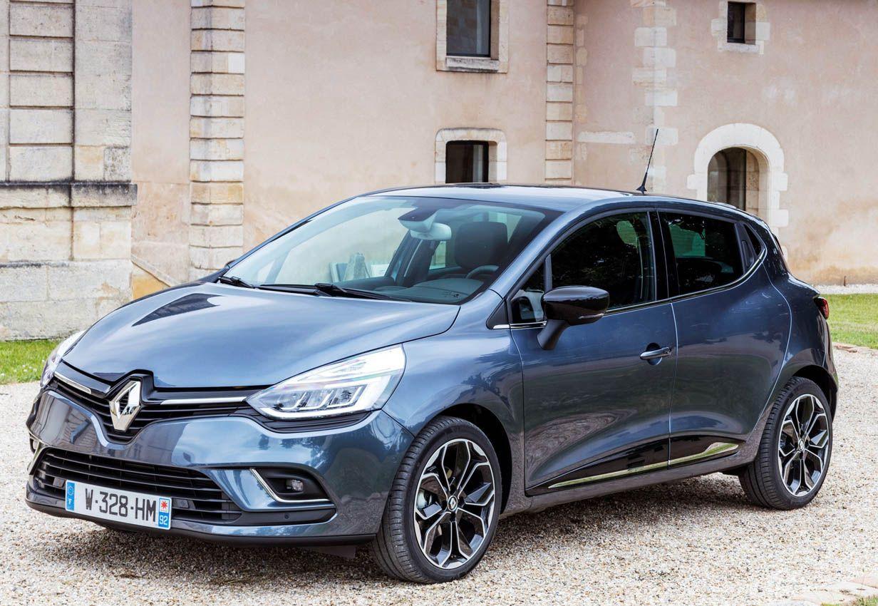 رينو كليو هاتشباك الجديدة النسخة المستحدثة موقع ويلز Car Renault Compact Cars