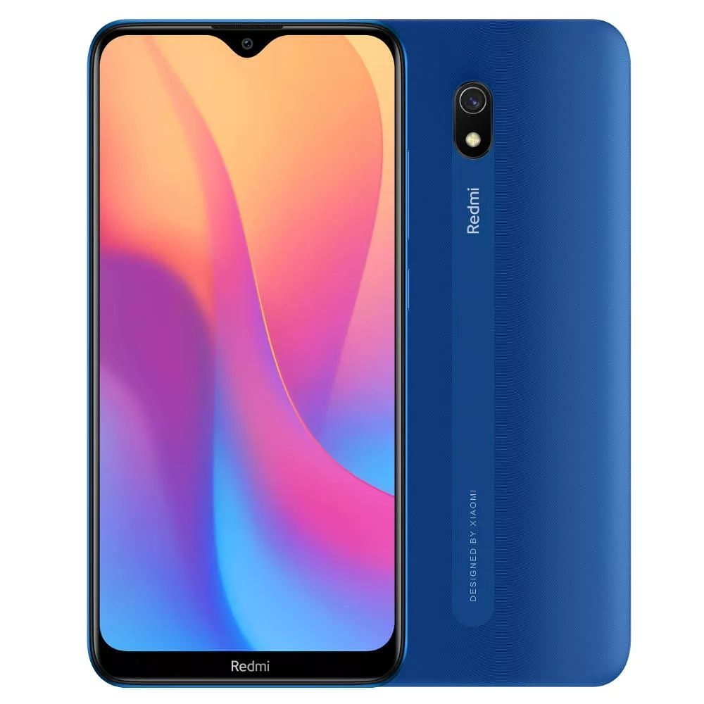 Xiaomi Redmi 8a Global Version 6 22 Inch 2gb 32gb 5000mah Snapdragon 439 Octa Core 4g Smartphone Mobile Phone Case Diy Xiaomi Smartphone