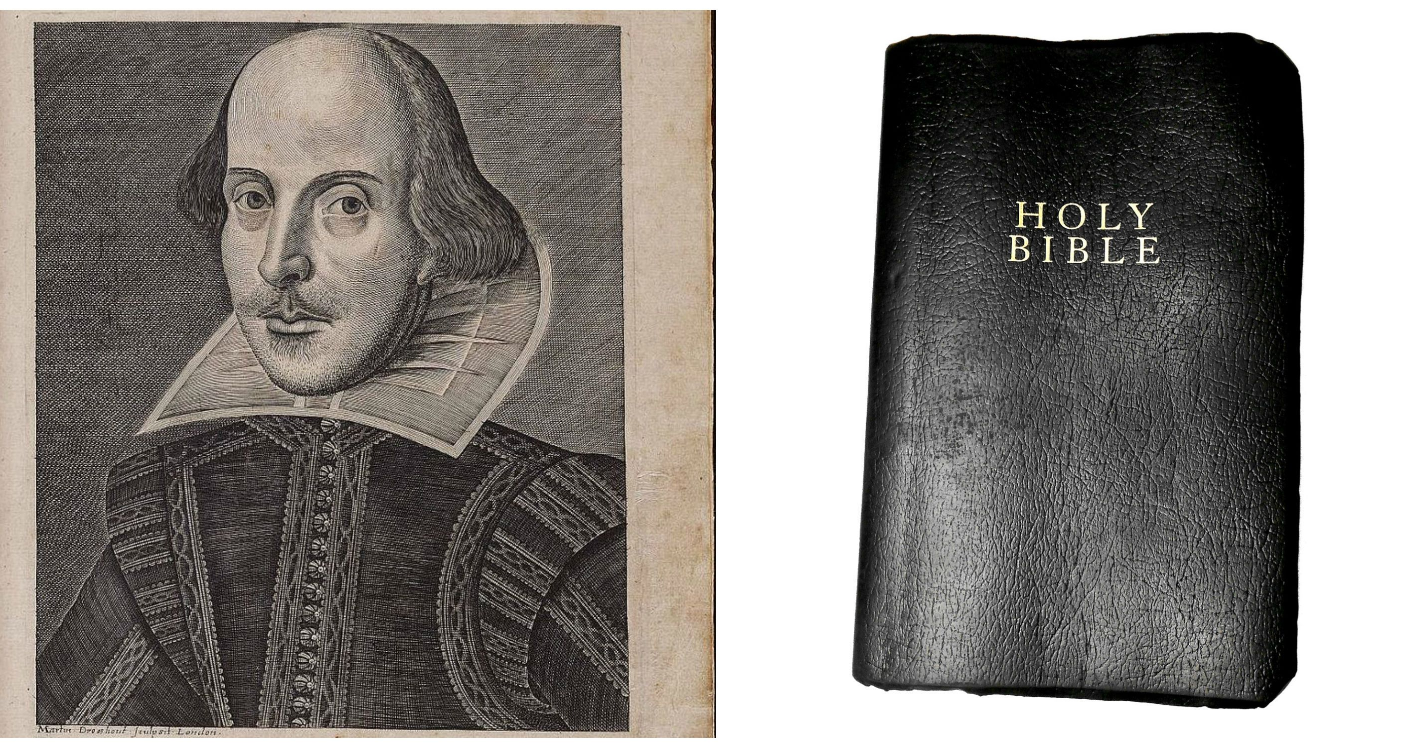 Quiz Shakespeare Or The Bible