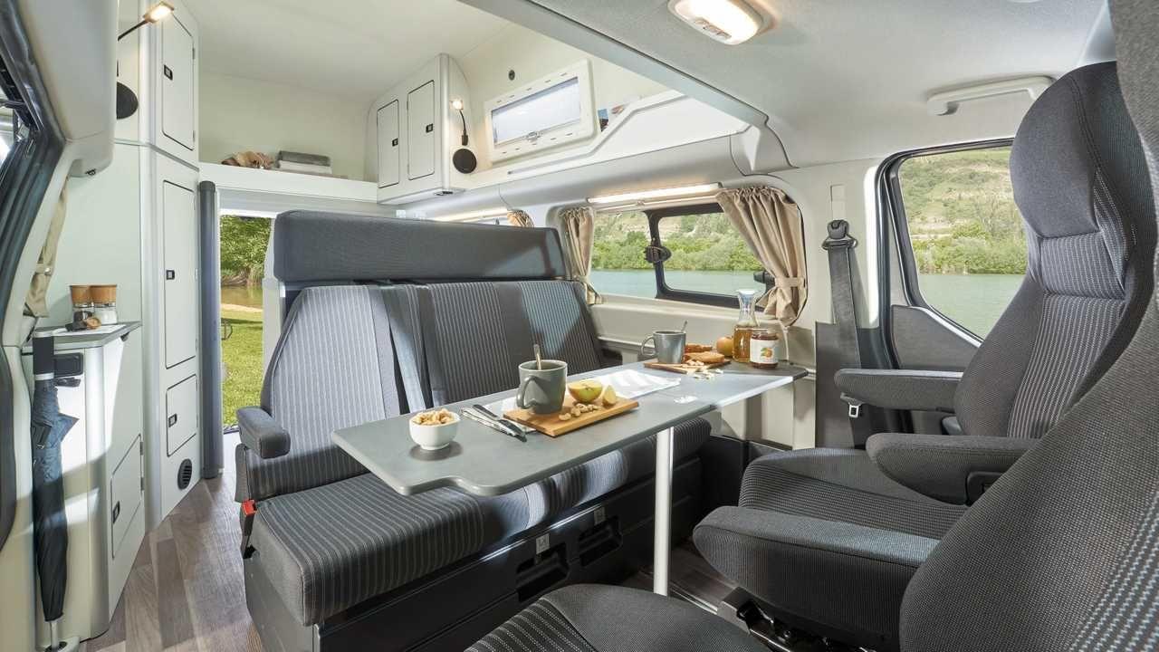 Ford Transit Custom Nugget Camper Van Is A Euro Market Gem