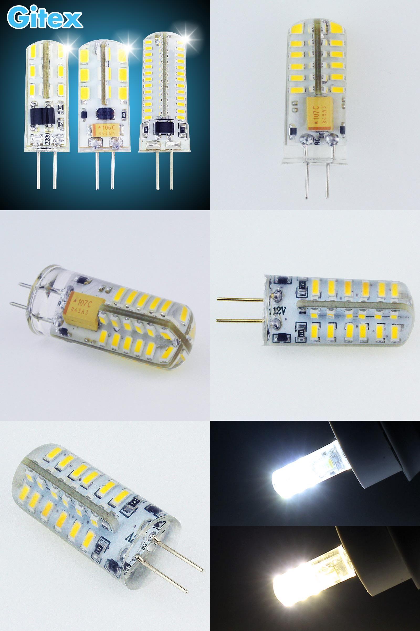 Visit To Buy New Silicone G4 Led Lamp Ac Dc 12v 220v 3w 5w 6w 7w 9w Smd 10w