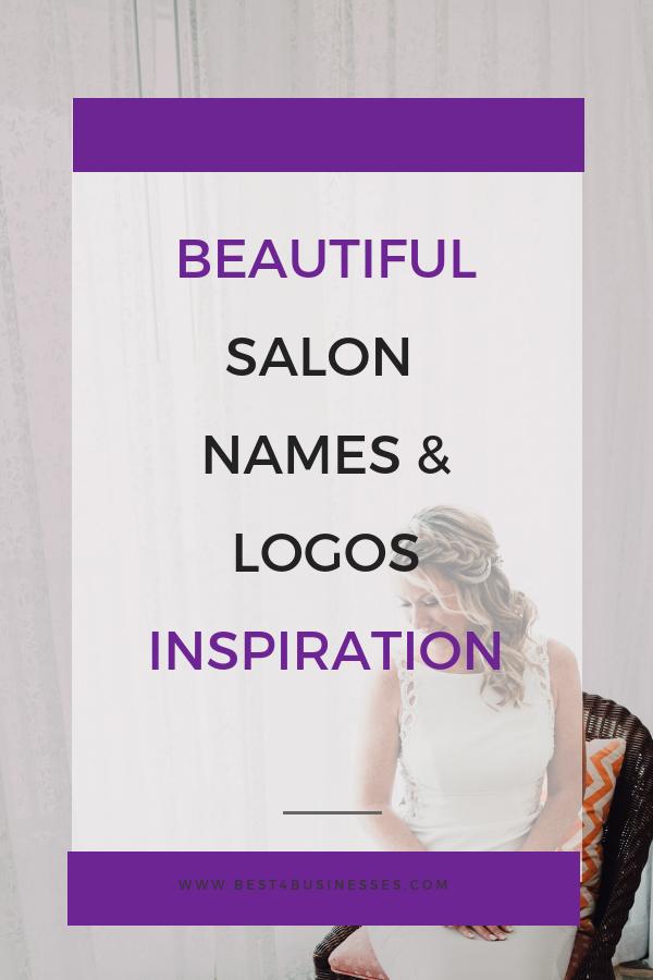 Beauty salon name ideas that are unique, catchy, clever