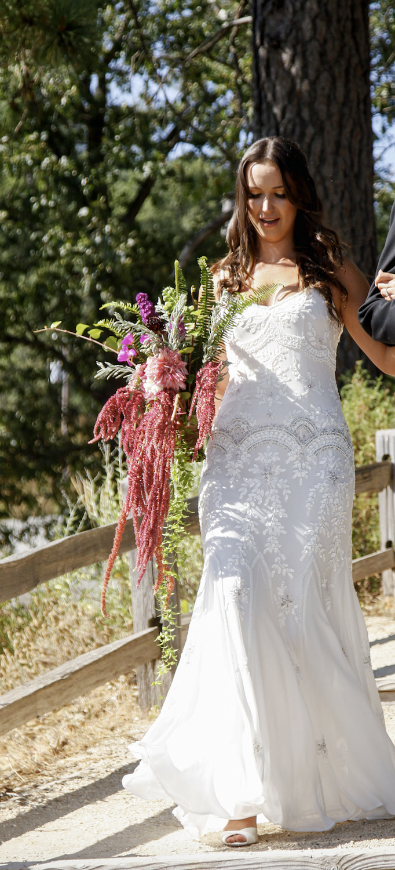 Bhldn Naomi Gown Wedding Dress Used Size 4 450 Dresses