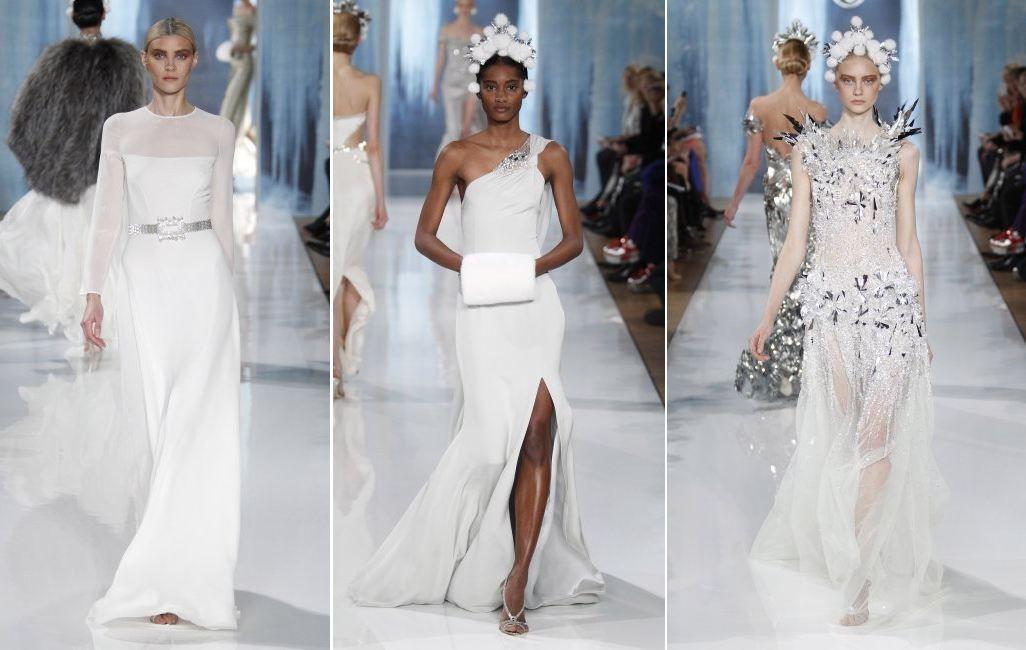 Vestidos de novia de Valentin Yudashkin.  www.webnovias.com