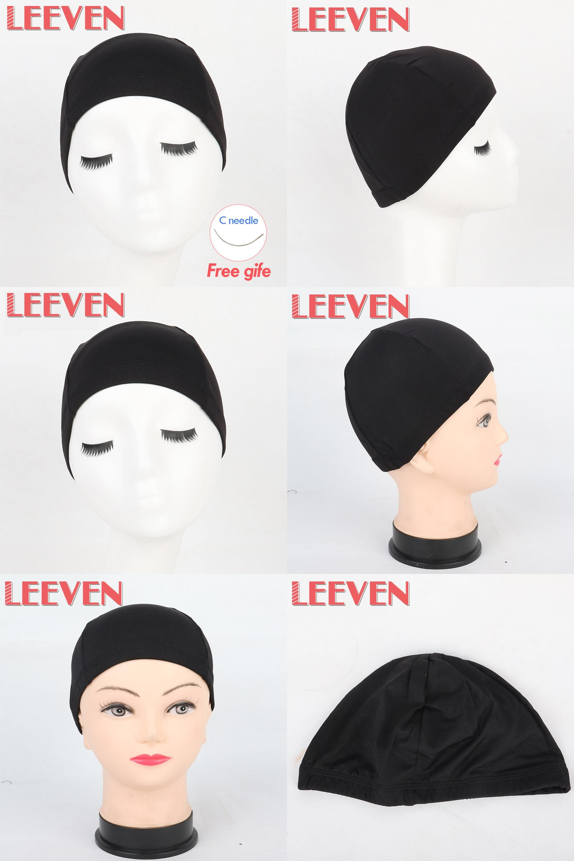 Visit To Buy Black Color Hair Cap 18gpcs Elastic Stocking Hairnets