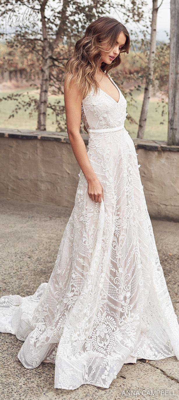 Anna Campbell Wedding Dresses 2020 – Belle The Magazine – Dress