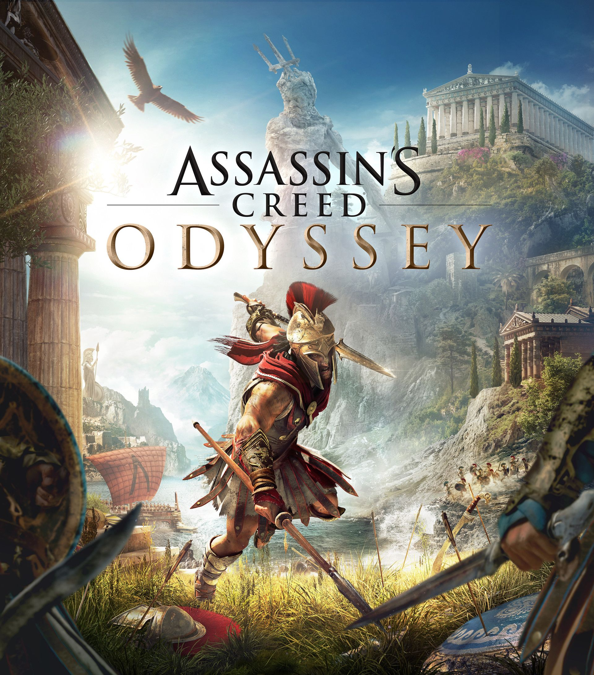 Assassin S Creed Odyssey Alexios By Seed Seven Assassins Creed