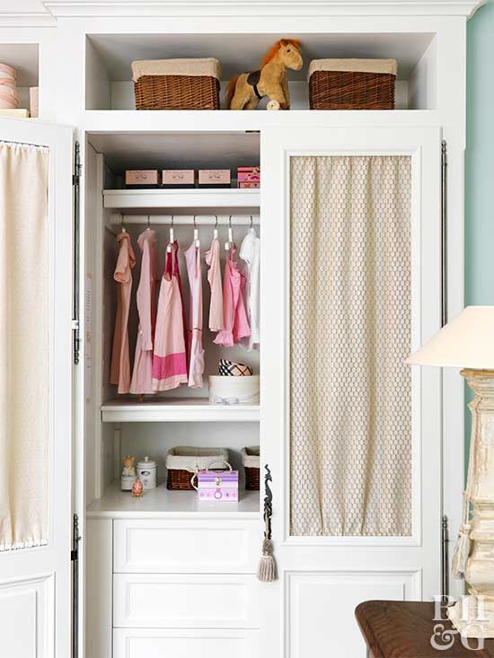 Nice Organize Your Childu0027s Closet With These Kid Friendly Ideas | Small Drawers,  Closet Organization And Open Shelves
