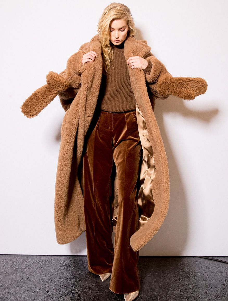 Teddy Bear Icon Coat  da8d9c4d55e