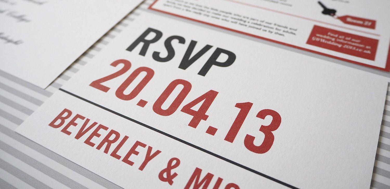 Street sign RSVP for a lovely london themed wedding | Wedding ...