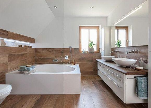 Die 15 Gangigen Klischees Beim Thema Badezimmer Ideen Holzboden