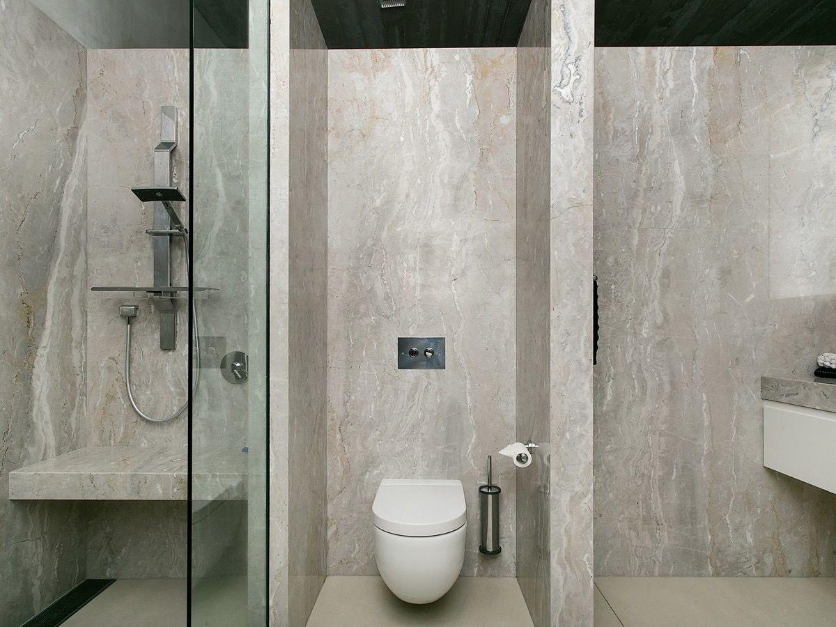 Cliffside Home With A Breathtaking Tropical View  Modern Bathroom Simple Ultra Modern Bathroom Designs Design Decoration