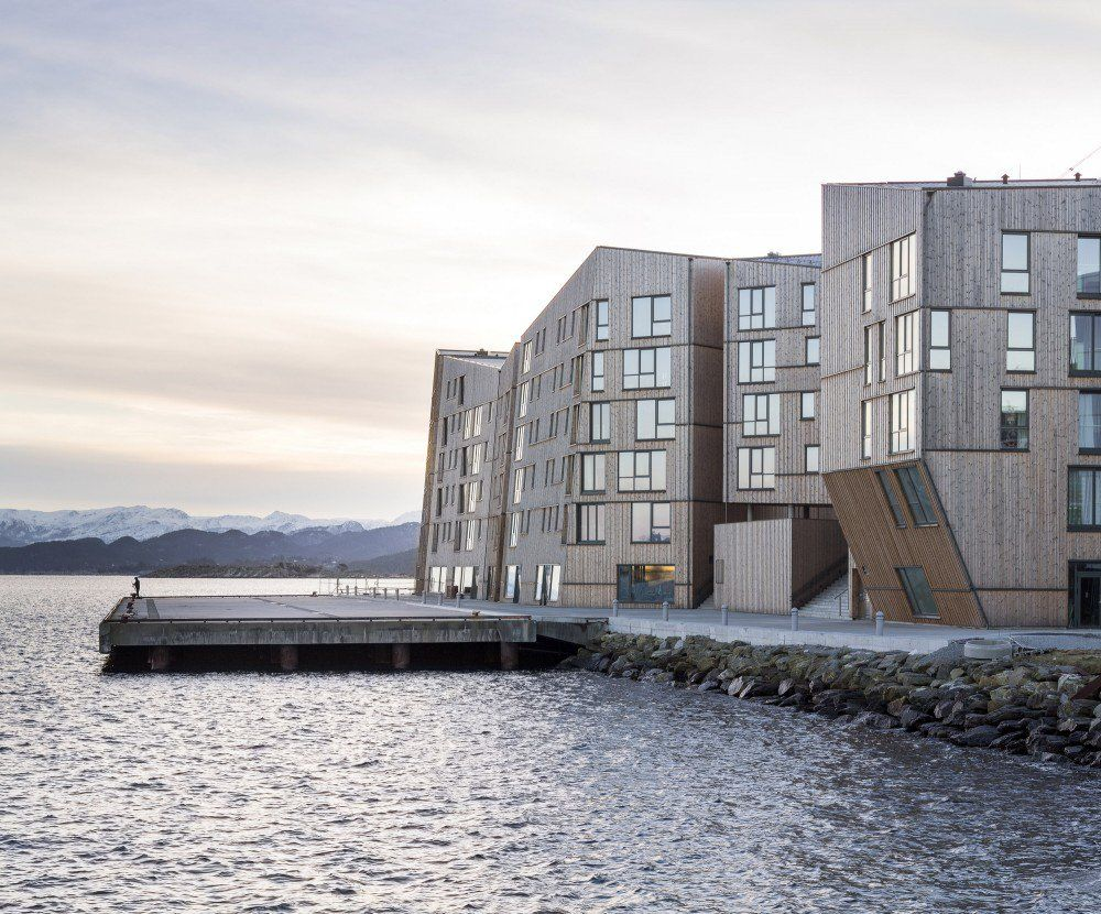 The Waterfront  / AART Architects + Kraftværk