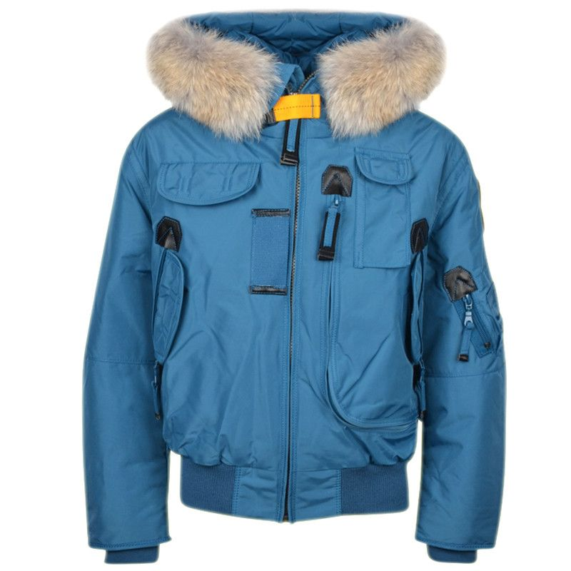e66dc694f Kids Cavern - Parajumpers Boys Lake Blue  Gobi  Jacket
