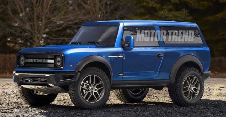 Ford Bronco 2021 Reviews And New Patents Ford Bronco New Bronco