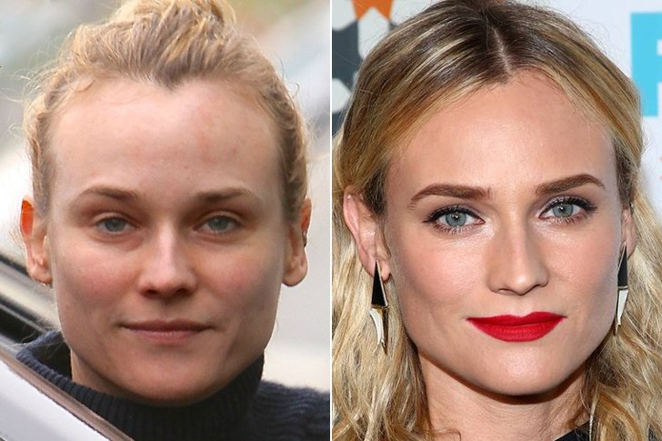 Photo of How these gorgeous celebrities look like without makeup or cosmetics …