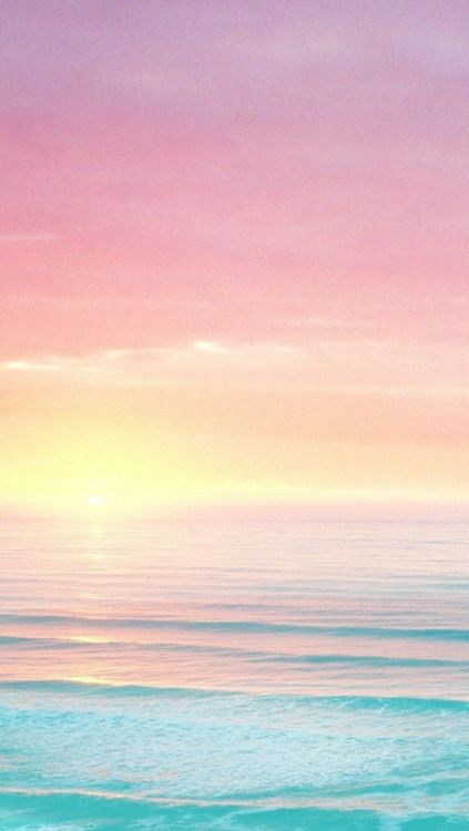 BASIC TEEN ART Beach Sky View Iphone Wallpapers O Click On