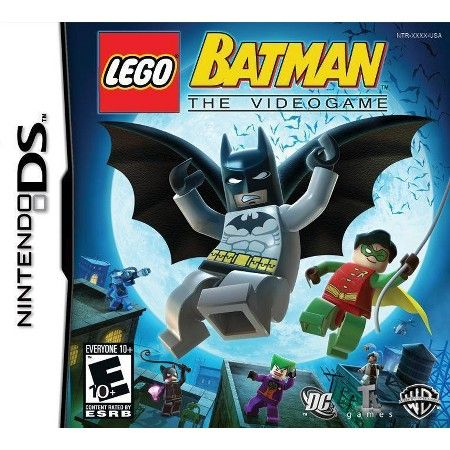 LEGO Batman: The Videogame (Nintendo DS) : Target | Batman birthday ...