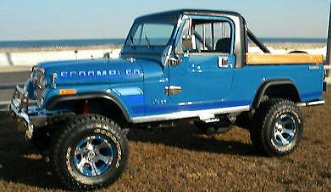 Jeep Srambler