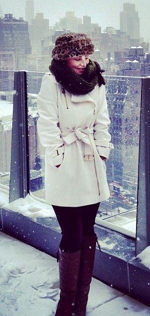 http://instagram.com/p/iCpM9xJeIq/ winter white outfit
