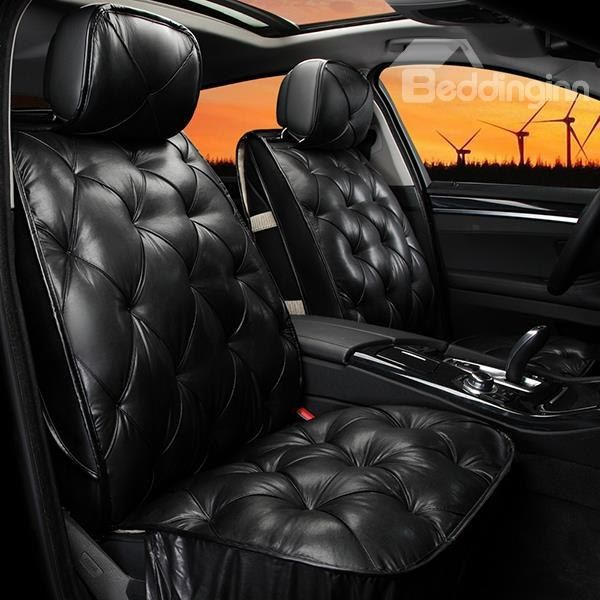 Elegant And Luxurious Sofa Cushion Styled Universal Car Seat Covers Car Seats Seat Covers Carseat Cover