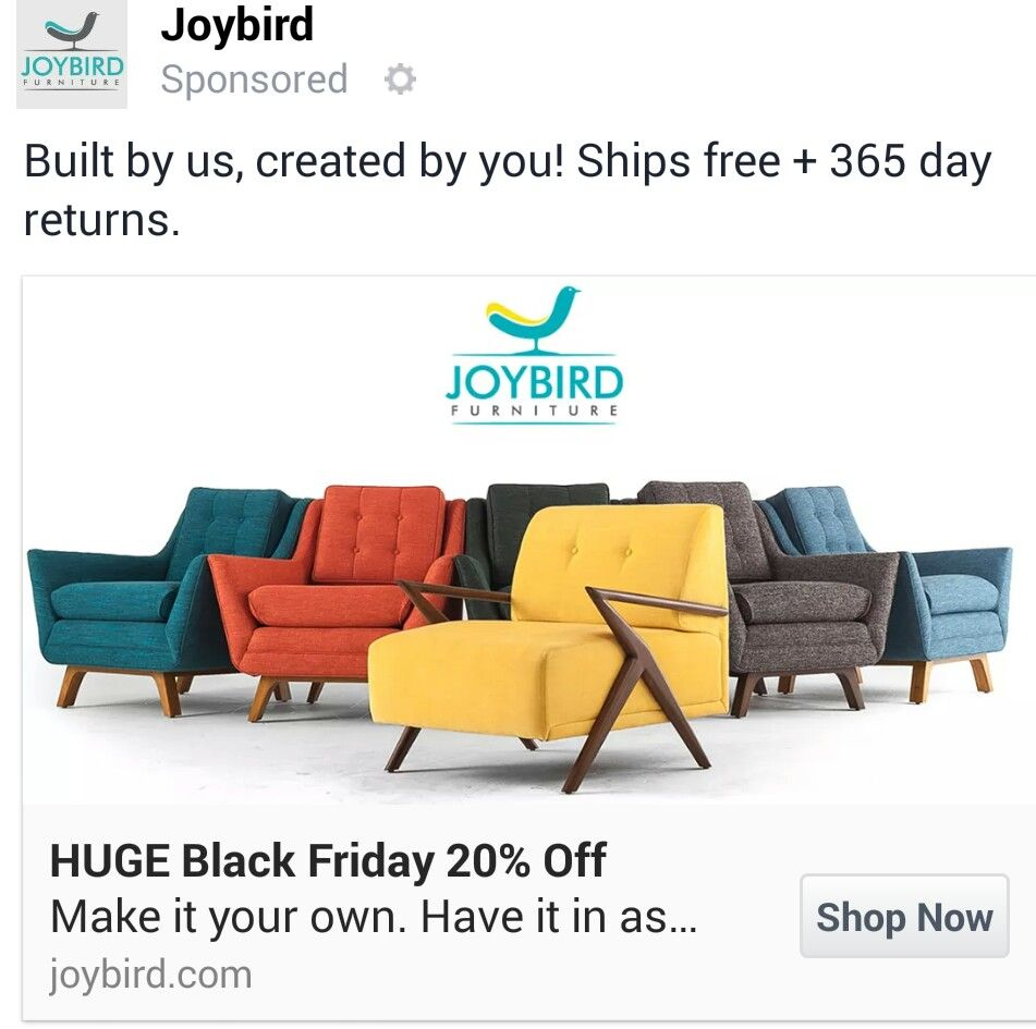 Custom Made Furniture Www Joybird