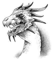 Image result for drawing of smaug the dragon hobbit ...