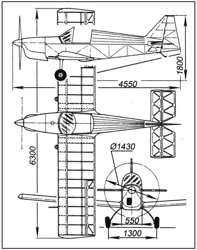 Aviation Industry Aerospace Engineering Radio Control Cutaway Airplane