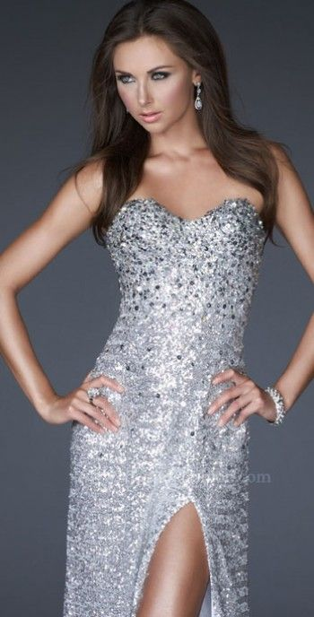 The most expensive prom dress in the world! $14,000 diamond ...