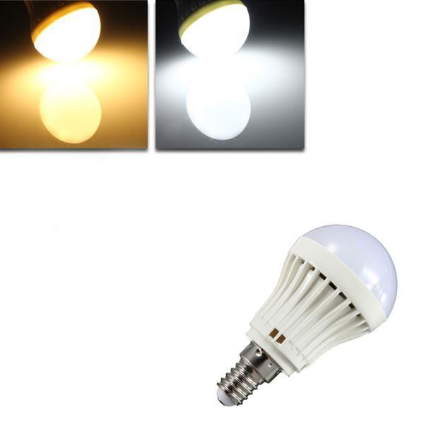 E14 5w 280 300lm 2835 Smd White Warm White Led Globe Bulb 220v Bulb Hanging Lights Light Flashlight