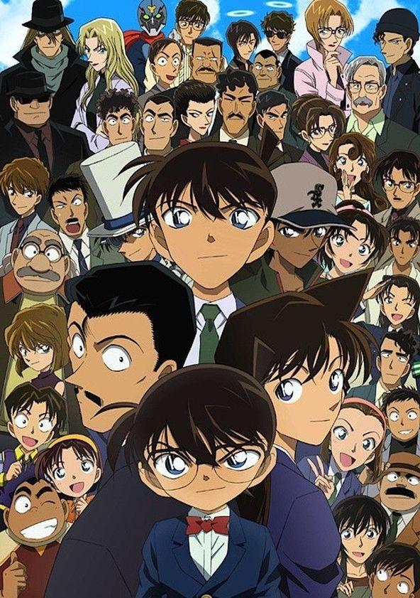 Detective Conan poster Detective conan wallpapers