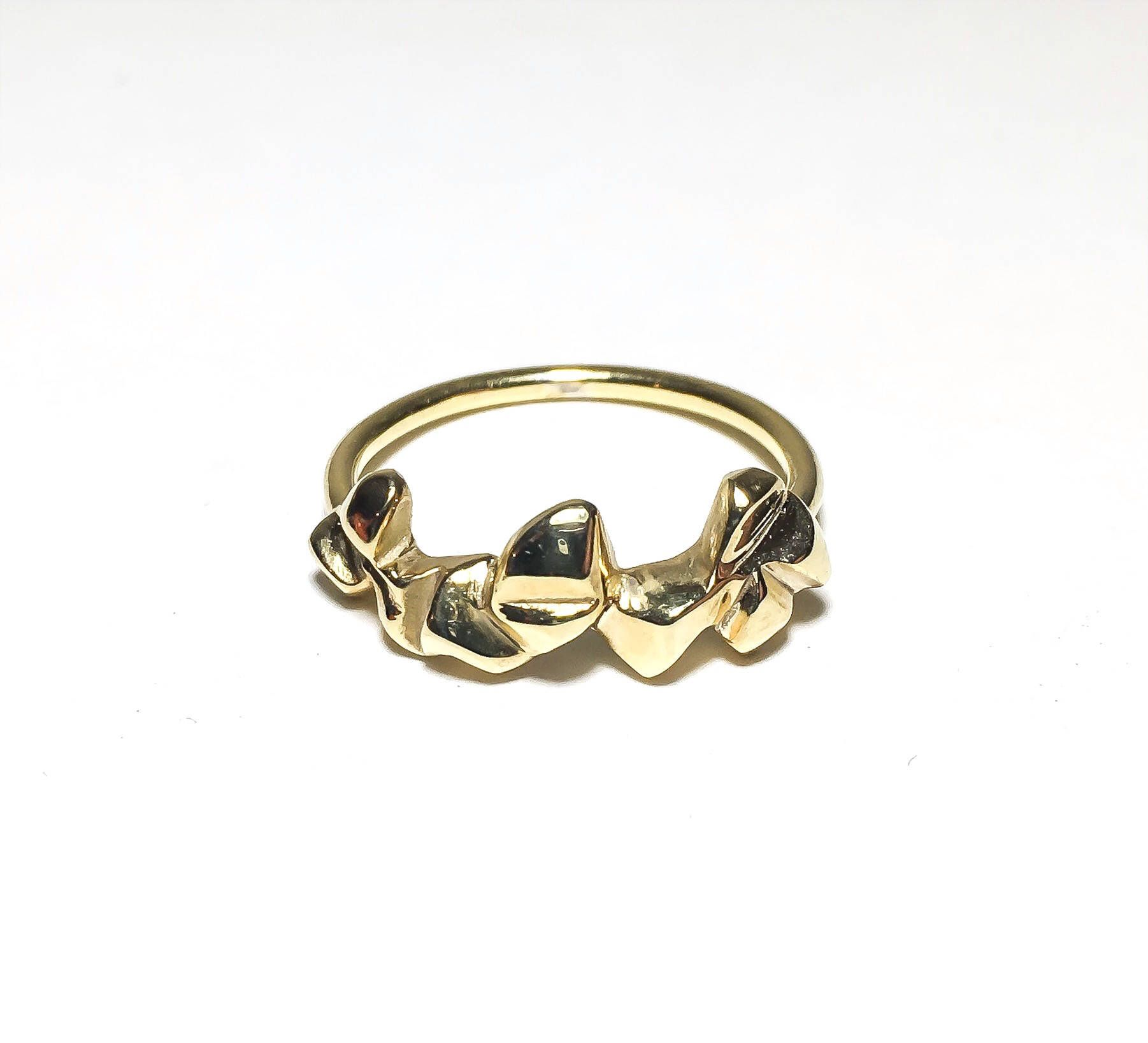 Stone Shaped Ring, Special Ring, Design Ring, New Style Ring ...