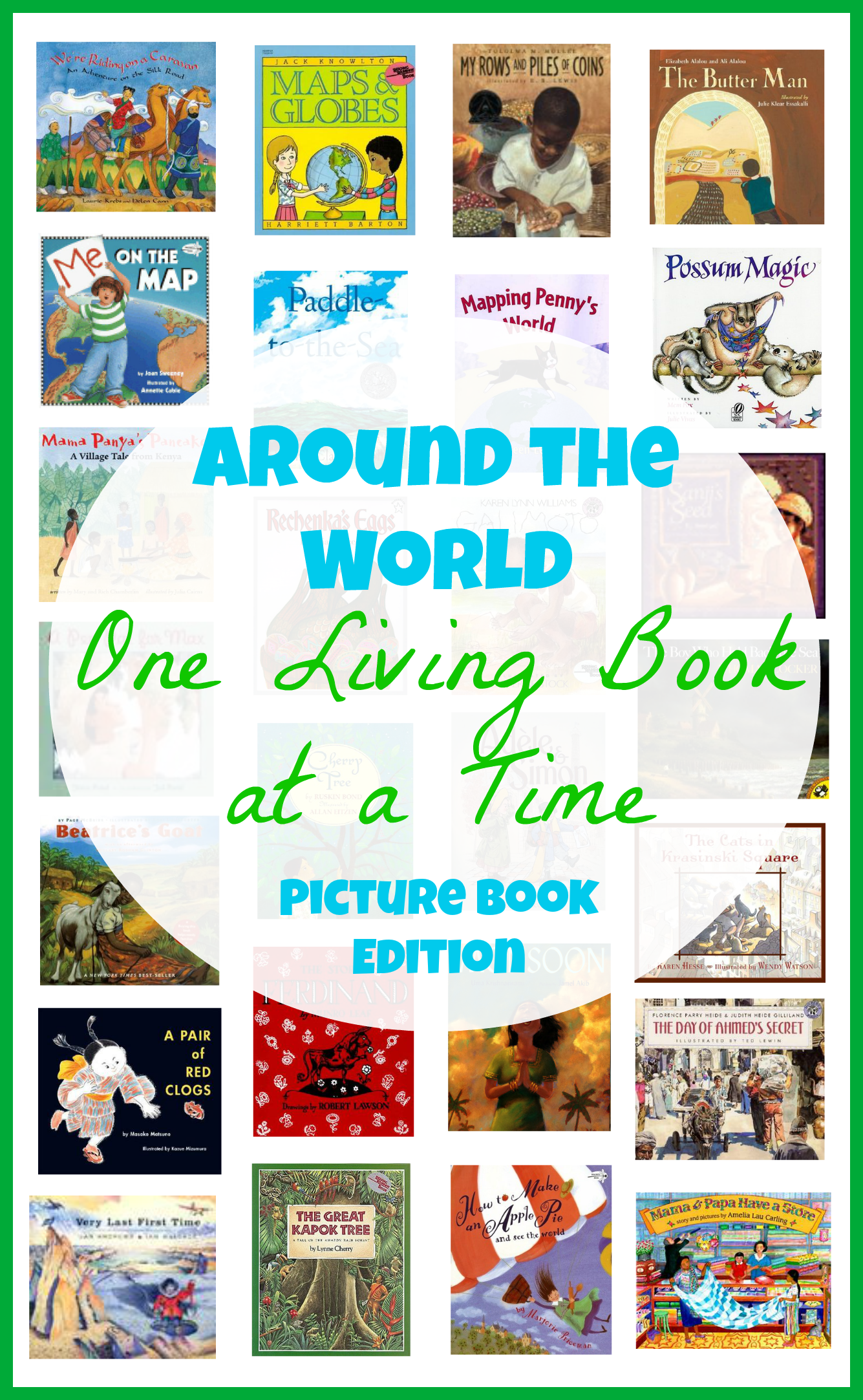 World Geography Living Literature - Our Journey Westward