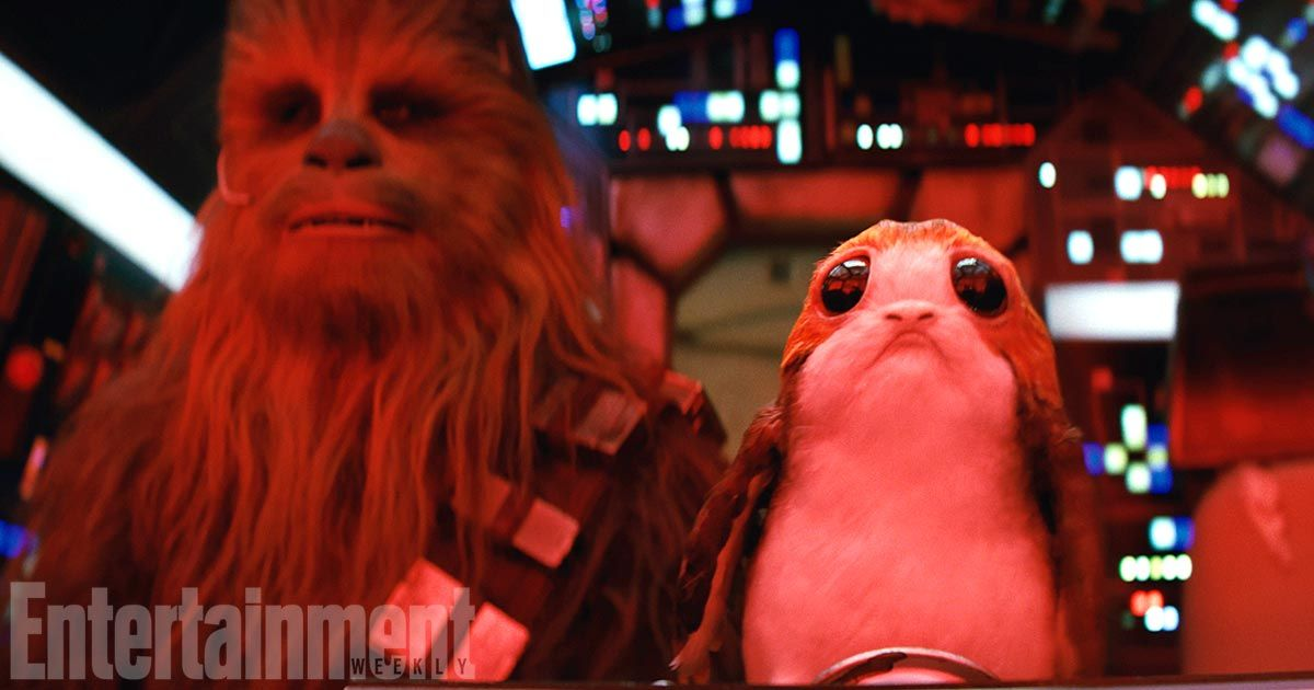 Here Are Your New Ewoks in the Next Star Wars Movie
